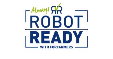 Toujours Robot Ready avec ForFarmers!