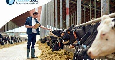 MilkBE publie son nouveau Rapport de durabilité